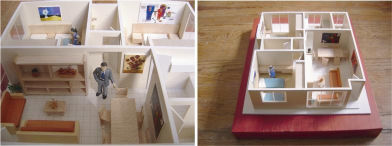 am maquetas arquitectónicas: noviembre 2006