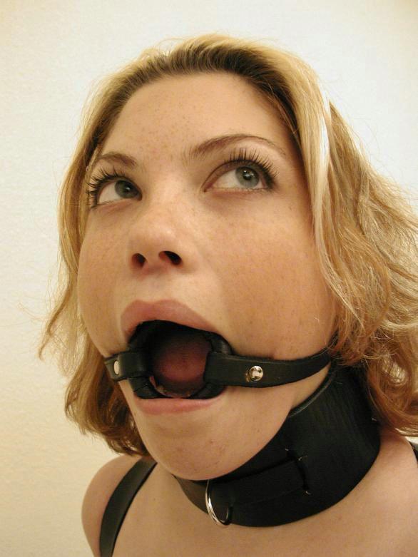 open mouth gag
