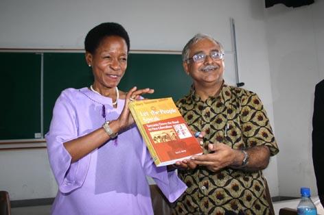 address issa shivji