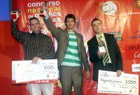 Chef argentino gana concurso de tapas en España