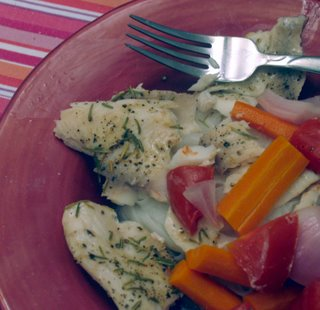 Light and Healthy Tilapia