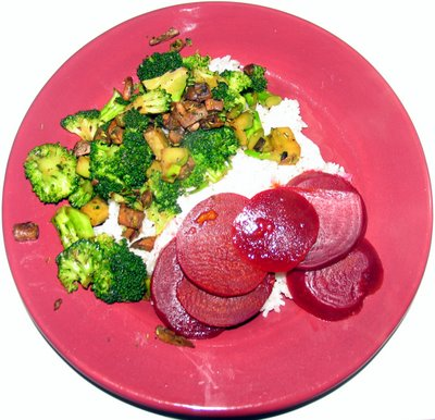 Double Trouble: Glazed Beets and the Mushroom-Broccoli Affair
