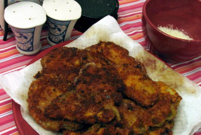 WHB: Fried Green Tomatoes