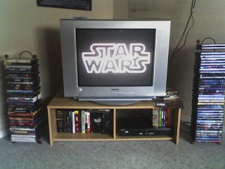 My new TV!