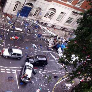 Es necesario que los ciudadanos aporten su visión, como durante el atentado del 7-J en Londres