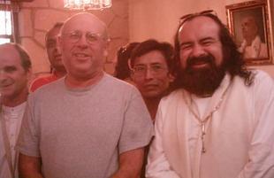 Su Santidad Go Swami Acharyadeva y Al Zahir Sheikh GG:: en Leon, Gto.