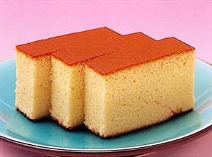 Kasutera: bolo japonês