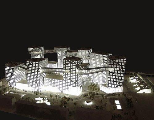 arquitectura autocad: