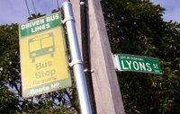Met Rules OK! (Koornang Rd southbound near Lyons St)