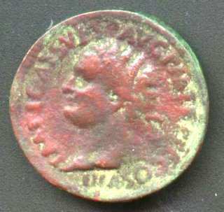 Obverse. Good enough to pass muster. Click on the image for a detailed view.