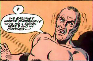 Alfred Pennyworth: Naked Man of Action