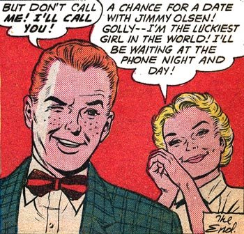 Leo Dorfman and Curt Swan, SUPERMAN'S PAL JIMMY OLSEN #59