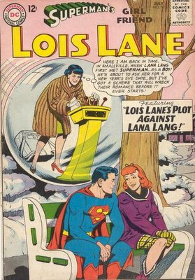 Fur is murder, Lois.