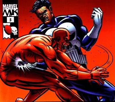 Daredevil vs. Punisher #5
