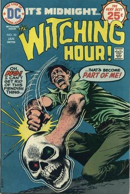 The Witching Hour #50