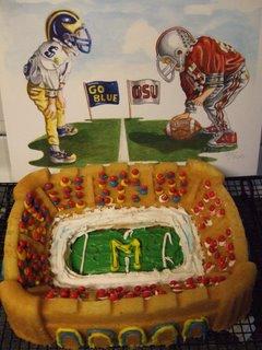 Big House Cake