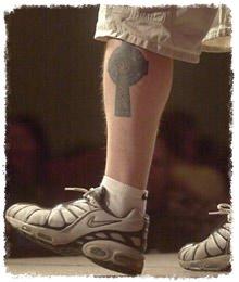 Mark's Leg