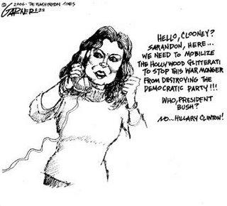Clinton War Monger