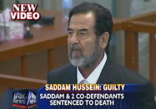 Saddam Guilty