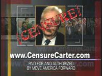 Censure Jimmy Carter