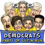 The Party Of Cut and Run