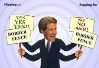 Kerry: The Democrats Flip Flop Leader