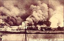 The Burning of Smyrna, 1922