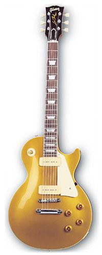 1954 Gibson Leas Paul Goldtop