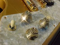 gibson centennial knobs