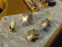 gibson centennial knobs