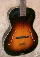 gibson l-30 & l-37 guitars