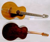 1924 gibson l-2 archtop