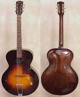 1951 gibson es 125 guitar