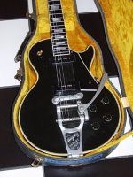 1956 gibson les paul custom with bigsby