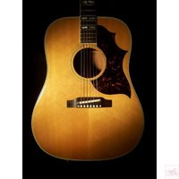 1966 gibson country western acoustic guitar