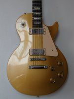 1972 gibson les paul deluxe goldtop