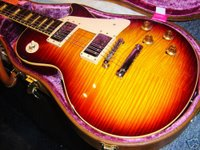 59 flame top standard les paul reissue