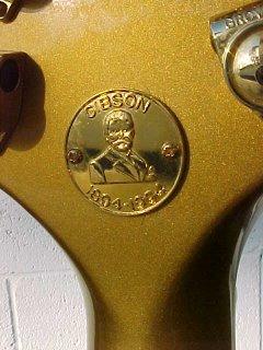 gibson medallion