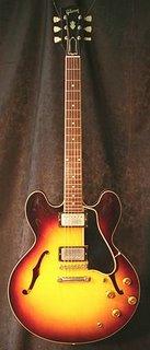 1959 gibson es-335 guitar
