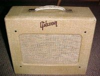 gibson les paul junior amp