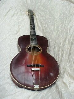 1920s gibson l-4