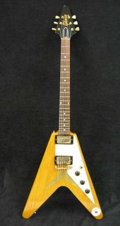 gibson flying v guitar