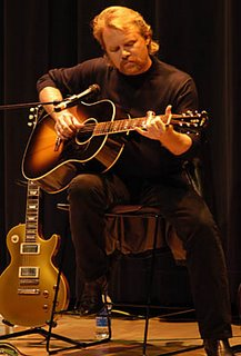 Lee Roy Parnell playing his gibson Advanced Jumbo