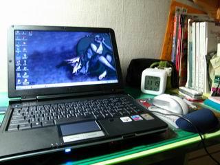 我凌亂的書桌