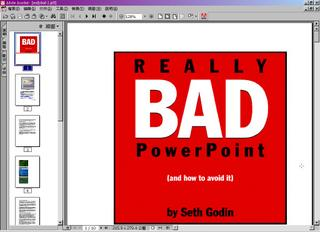 Really Bad Powerpoing
