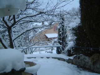 montreux snow February
