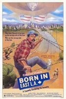 Born in East LA poster