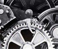 Chaplin in Modern Times