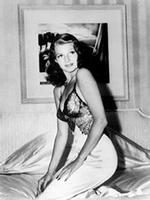 Hayworth pin-up