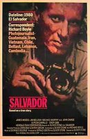 Salvador poster